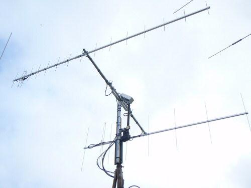 VK5DJ satellite system